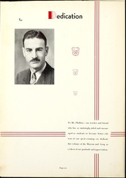 Page 10, 1939 Edition, Rossford High School - R Pride Yearbook (Rossford, OH) online yearbook collection