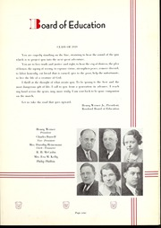 Page 13, 1939 Edition, Rossford High School - R Pride Yearbook (Rossford, OH) online yearbook collection