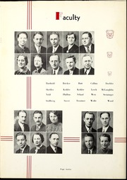 Page 16, 1939 Edition, Rossford High School - R Pride Yearbook (Rossford, OH) online yearbook collection
