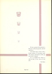 Page 7, 1939 Edition, Rossford High School - R Pride Yearbook (Rossford, OH) online yearbook collection
