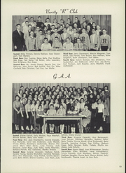 Page 17, 1957 Edition, Rossford High School - R Pride Yearbook (Rossford, OH) online yearbook collection