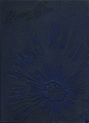 1948 Edition, Blanchester High School - Brown and Blue Yearbook (Blanchester, OH)