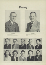 Page 11, 1948 Edition, Blanchester High School - Brown and Blue Yearbook (Blanchester, OH) online yearbook collection