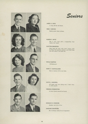 Page 14, 1948 Edition, Blanchester High School - Brown and Blue Yearbook (Blanchester, OH) online yearbook collection
