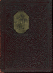 1928 Edition, McClain High School - Dragon Yearbook (Greenfield, OH)