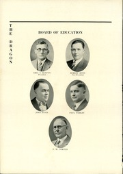 Page 10, 1931 Edition, McClain High School - Dragon Yearbook (Greenfield, OH) online yearbook collection