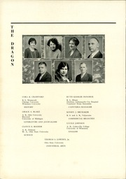 Page 16, 1931 Edition, McClain High School - Dragon Yearbook (Greenfield, OH) online yearbook collection