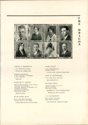 Page 17, 1931 Edition, McClain High School - Dragon Yearbook (Greenfield, OH) online yearbook collection