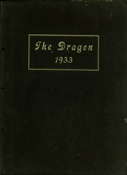 Page 1, 1933 Edition, McClain High School - Dragon Yearbook (Greenfield, OH) online yearbook collection