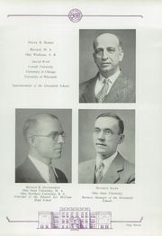 Page 15, 1933 Edition, McClain High School - Dragon Yearbook (Greenfield, OH) online yearbook collection