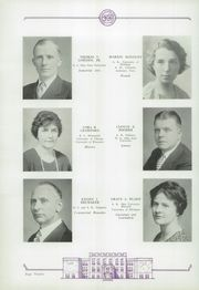 Page 16, 1933 Edition, McClain High School - Dragon Yearbook (Greenfield, OH) online yearbook collection