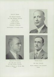 Page 15, 1936 Edition, McClain High School - Dragon Yearbook (Greenfield, OH) online yearbook collection