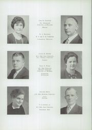 Page 16, 1936 Edition, McClain High School - Dragon Yearbook (Greenfield, OH) online yearbook collection
