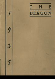 1937 Edition, McClain High School - Dragon Yearbook (Greenfield, OH)