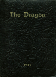 1939 Edition, McClain High School - Dragon Yearbook (Greenfield, OH)