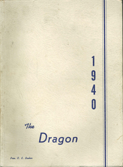 1940 Edition, McClain High School - Dragon Yearbook (Greenfield, OH)