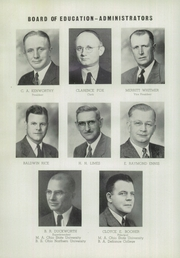 Page 16, 1946 Edition, McClain High School - Dragon Yearbook (Greenfield, OH) online yearbook collection