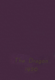 1950 Edition, McClain High School - Dragon Yearbook (Greenfield, OH)