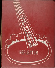 1958 Edition, Buckeye High School - Reflector Yearbook (Medina, OH)