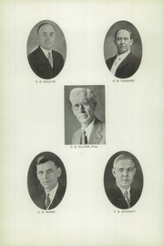 Page 10, 1929 Edition, East Palestine High School - Ephanian Yearbook (East Palestine, OH) online yearbook collection
