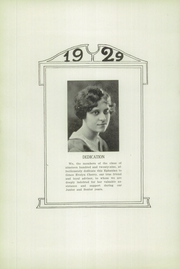 Page 8, 1929 Edition, East Palestine High School - Ephanian Yearbook (East Palestine, OH) online yearbook collection