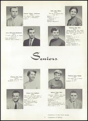 Page 13, 1957 Edition, East Palestine High School - Ephanian Yearbook (East Palestine, OH) online yearbook collection