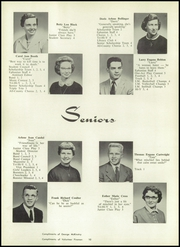 Page 14, 1957 Edition, East Palestine High School - Ephanian Yearbook (East Palestine, OH) online yearbook collection