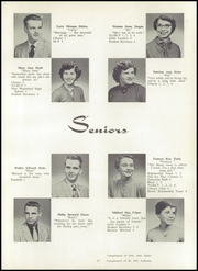 Page 15, 1957 Edition, East Palestine High School - Ephanian Yearbook (East Palestine, OH) online yearbook collection