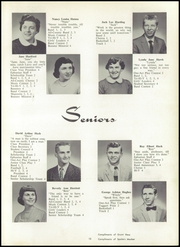 Page 17, 1957 Edition, East Palestine High School - Ephanian Yearbook (East Palestine, OH) online yearbook collection