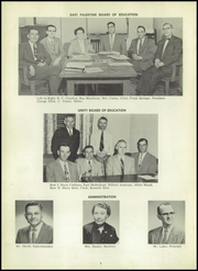 Page 6, 1957 Edition, East Palestine High School - Ephanian Yearbook (East Palestine, OH) online yearbook collection