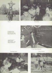 Page 13, 1954 Edition, Wheelersburg High School - Reflector Yearbook (Wheelersburg, OH) online yearbook collection