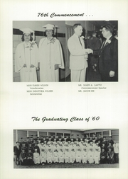 Page 12, 1960 Edition, Wheelersburg High School - Reflector Yearbook (Wheelersburg, OH) online yearbook collection
