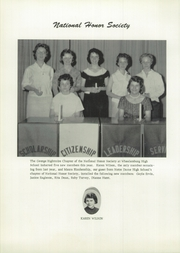Page 14, 1960 Edition, Wheelersburg High School - Reflector Yearbook (Wheelersburg, OH) online yearbook collection