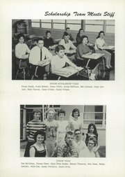 Page 16, 1960 Edition, Wheelersburg High School - Reflector Yearbook (Wheelersburg, OH) online yearbook collection