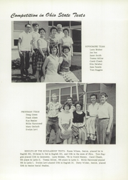 Page 17, 1960 Edition, Wheelersburg High School - Reflector Yearbook (Wheelersburg, OH) online yearbook collection