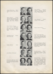 Page 14, 1938 Edition, Campbell Memorial High School - Reveler Yearbook (Campbell, OH) online yearbook collection