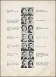 Page 15, 1938 Edition, Campbell Memorial High School - Reveler Yearbook (Campbell, OH) online yearbook collection
