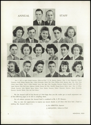 Page 10, 1944 Edition, Campbell Memorial High School - Reveler Yearbook (Campbell, OH) online yearbook collection
