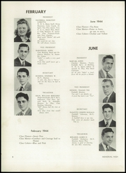 Page 12, 1944 Edition, Campbell Memorial High School - Reveler Yearbook (Campbell, OH) online yearbook collection