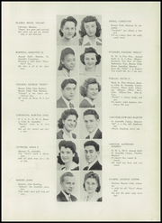 Page 13, 1944 Edition, Campbell Memorial High School - Reveler Yearbook (Campbell, OH) online yearbook collection