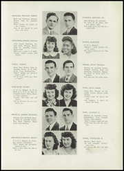 Page 15, 1944 Edition, Campbell Memorial High School - Reveler Yearbook (Campbell, OH) online yearbook collection
