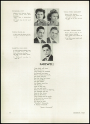 Page 16, 1944 Edition, Campbell Memorial High School - Reveler Yearbook (Campbell, OH) online yearbook collection