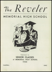 Page 5, 1944 Edition, Campbell Memorial High School - Reveler Yearbook (Campbell, OH) online yearbook collection