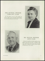 Page 7, 1944 Edition, Campbell Memorial High School - Reveler Yearbook (Campbell, OH) online yearbook collection