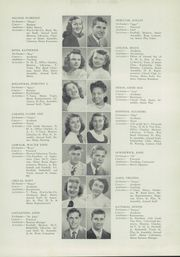 Page 17, 1948 Edition, Campbell Memorial High School - Reveler Yearbook (Campbell, OH) online yearbook collection