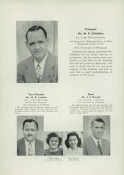 Page 8, 1948 Edition, Campbell Memorial High School - Reveler Yearbook (Campbell, OH) online yearbook collection
