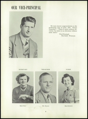 Page 10, 1951 Edition, Campbell Memorial High School - Reveler Yearbook (Campbell, OH) online yearbook collection