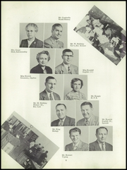 Page 12, 1951 Edition, Campbell Memorial High School - Reveler Yearbook (Campbell, OH) online yearbook collection
