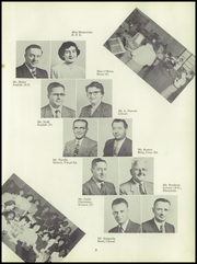 Page 13, 1951 Edition, Campbell Memorial High School - Reveler Yearbook (Campbell, OH) online yearbook collection