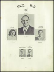 Page 15, 1951 Edition, Campbell Memorial High School - Reveler Yearbook (Campbell, OH) online yearbook collection